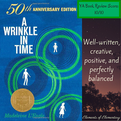 A Wrinkle in Time Book Review | Elements of Elementary
