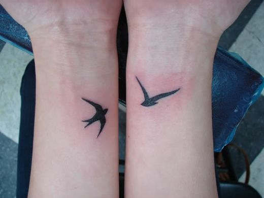 usa news bird tattoo designs for girls. Black Bedroom Furniture Sets. Home Design Ideas