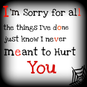 I Am So Sorry Quotes. QuotesGram
