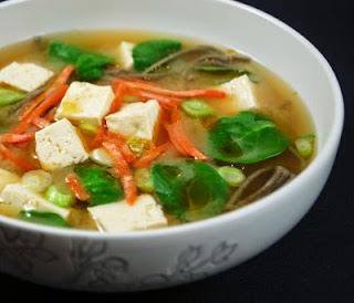 Sup Suso Jamur Seafood