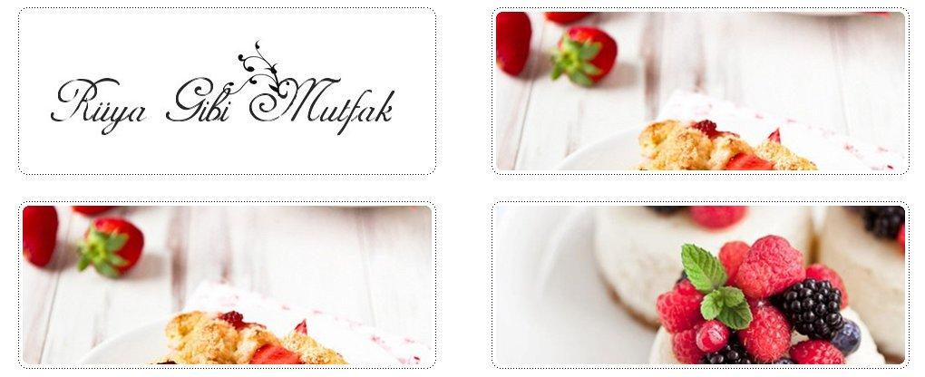 Rüya Gibi Mutfak İzmir Butik Pasta ve  Kurabiye