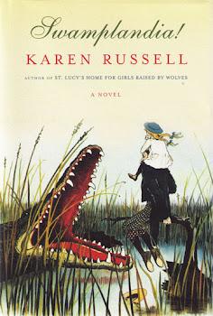 B8: Swamplandia! by Karen Russell