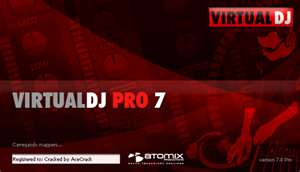 Atomix Virtual DJ 7.0 PRO + Skins + Plugins + Sound Effect