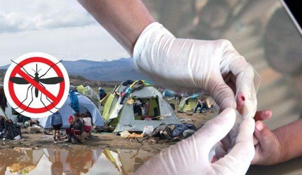 Η ελονοσία στην πόρτα μας; τα 79 κρούσματα είναι  εισαγόμενα από μετανάστες