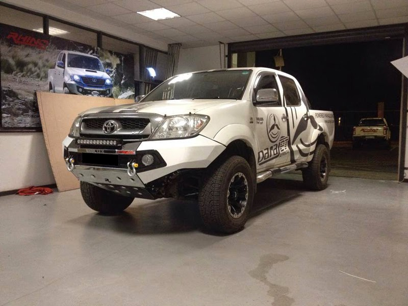 modifikasi toyota hilux sporty