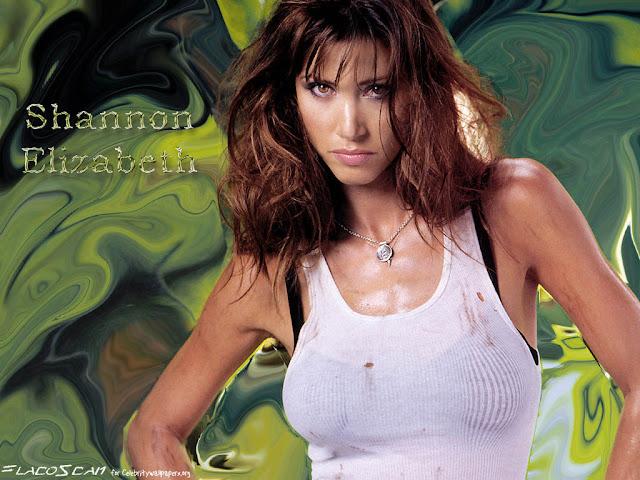 Shannon Elizabeth Born