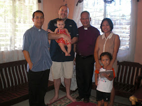 Visiting our Missionary friends from Korea