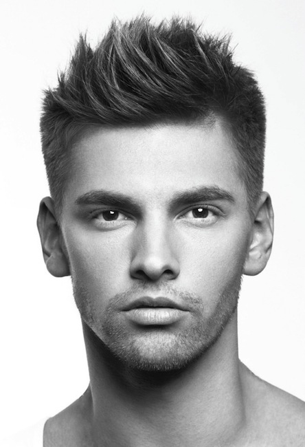 latest men's hairstyles trends 2012- photo 9