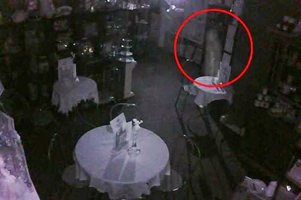 No One Can Explain What These 10 Security Cameras Captured. Is It Proof Of Ghosts?