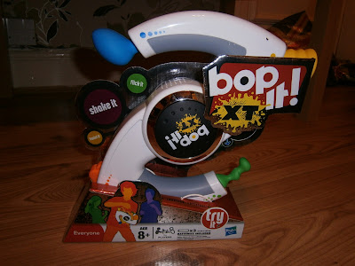 bop it fun game to entertain all ages fast fun memory game