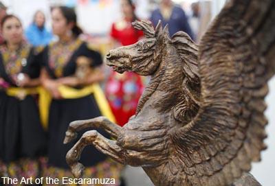 The Art of the Escaramuza
