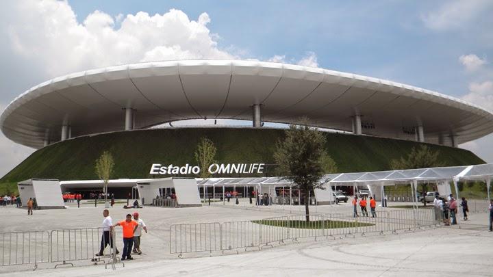 El Estadio de las Chivas