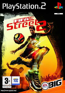 Free Download Games Fifa Street II PCSX2 ISO Untuk Komputer Full Version ZGASPC