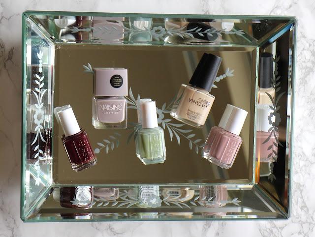winter favorite nail polish