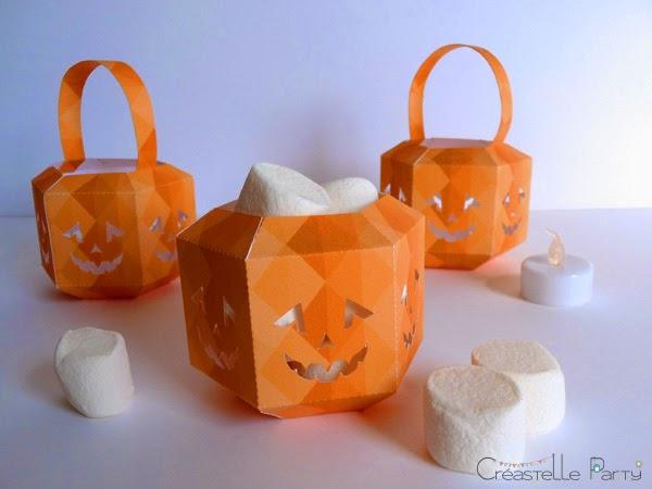 DIY lanterne halloween