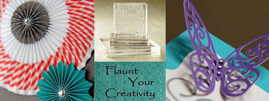 Flaunt Your Creativity