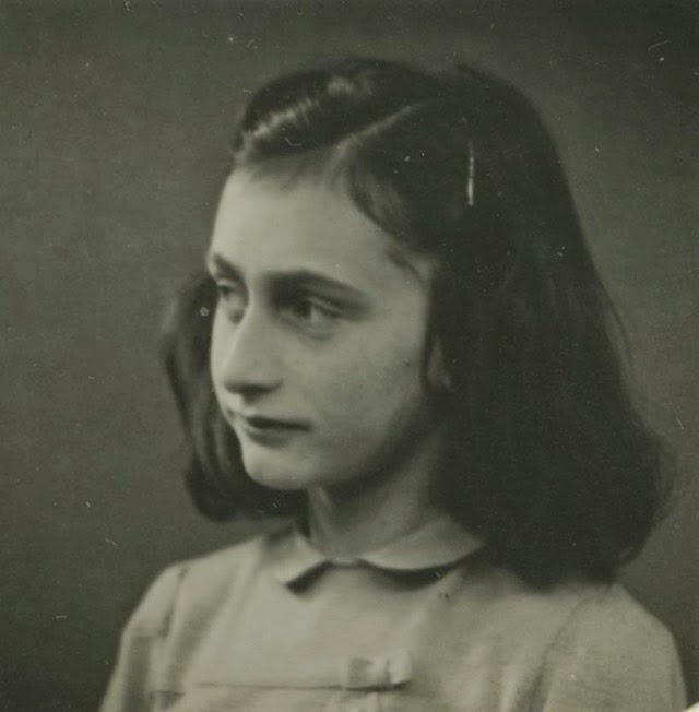 Anne Frank Her Life In Pictures Some Of Them Are Rare