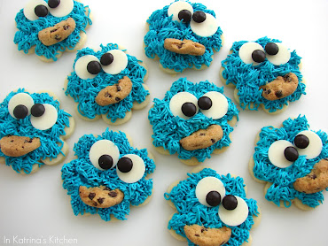 #5 Cookie Monster Wallpaper