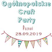 Ogólnopolskie Craft Party - Będę, a Ty?