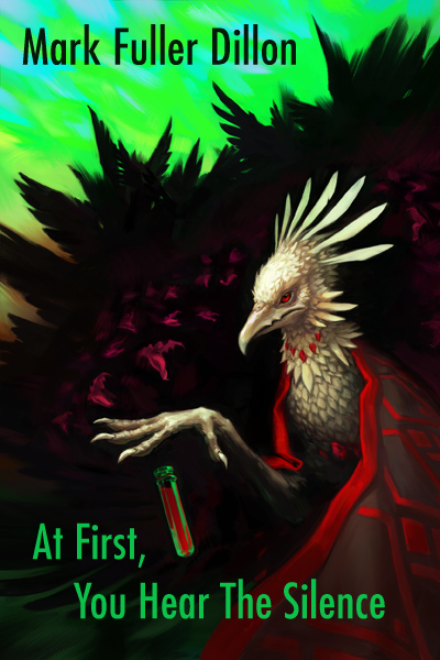 My latest novelette, a modern-day dark fantasy.