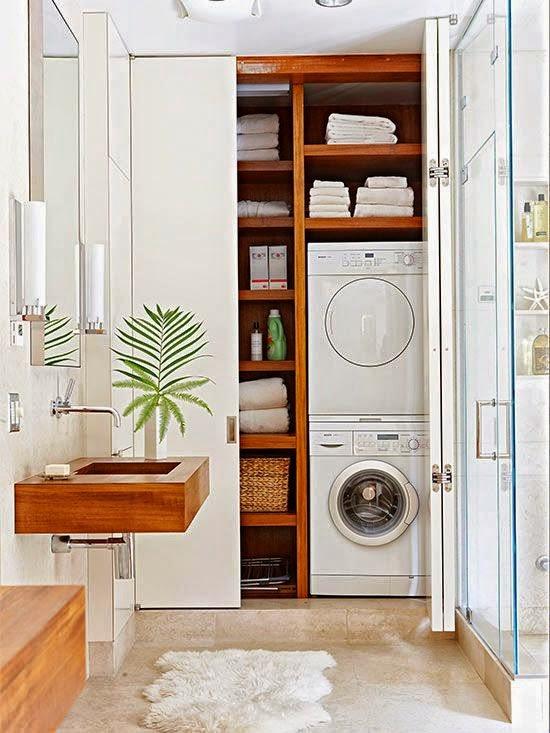 Adesivo De Parede Sala ~ blog de decoraç u00e3o ArquitrecosÁreas de serviço camufladas no armário!
