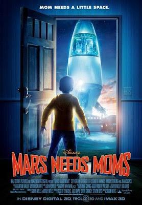 Marte Necesita Mamas audio latino