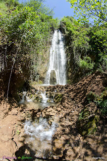 La Gran Cascada de las Chorreras