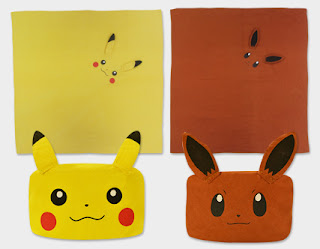 Pikachu Eevee Meal Box Wrapper