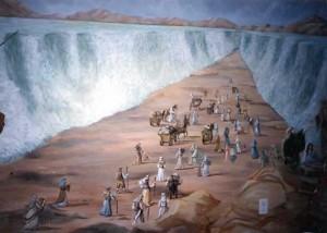 Bukti Malaikat Menyumpal Mulut Firaun, Sesaat Sebelum Ditenggelamkan