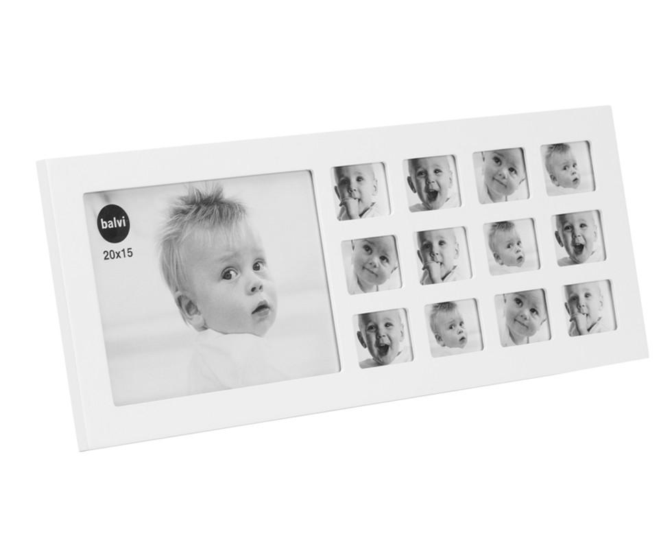 sarao regalos: Portaretratos bebé con su huella