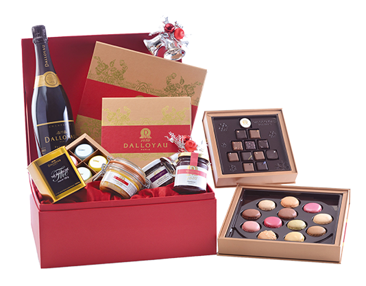 dalloyau hong kong christmas hamper
