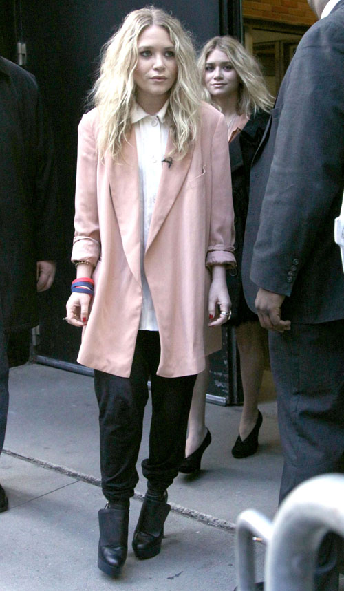 olsen twins style. Style crush:Mary Kate amp; Ashley