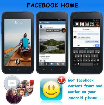 facebook.com/home: All about Facebook Home for Mobile