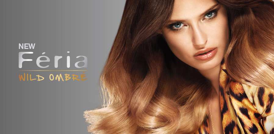Loreal Feria Red Hair Color Chart