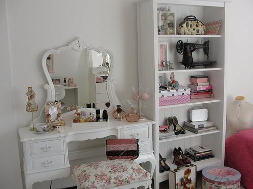 Dicas Para Decorar Quarto De Nupcias ~ Como decorar seu quarto Dica 3  Se voc? ? romantica opte pelo clean