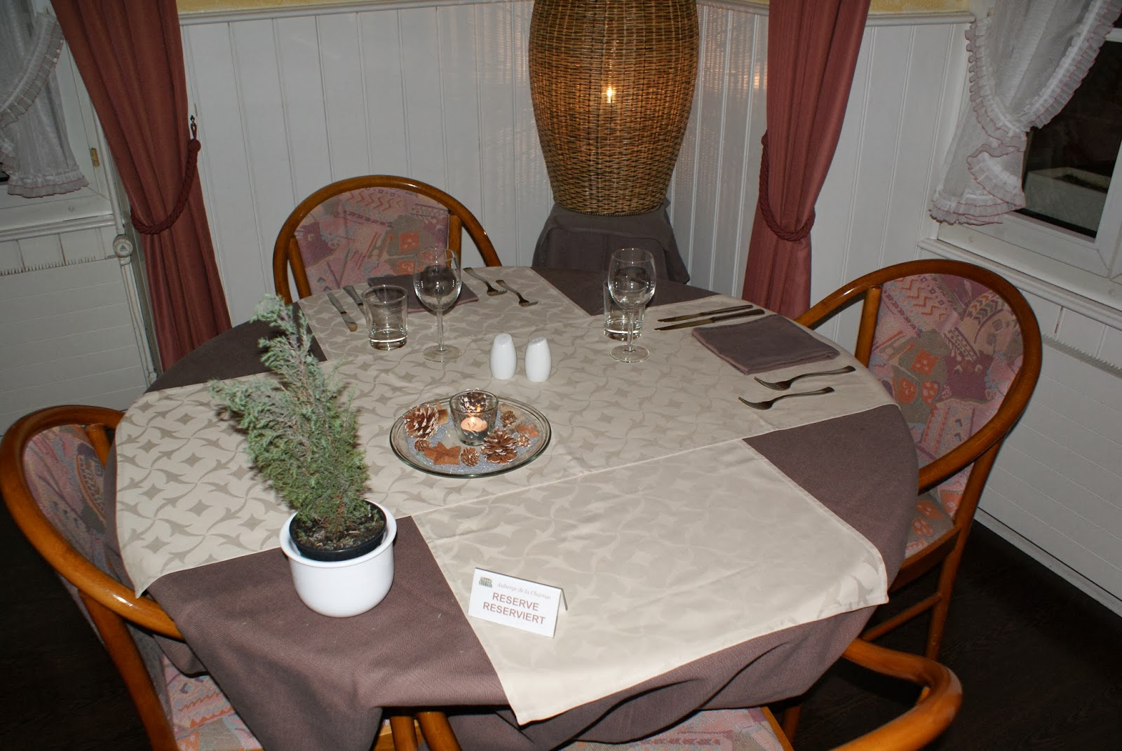 Decoration Assiette Sapin Avec L Ef Bf Bdgumes
