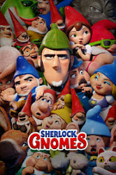 Sherlock Gnomes Pelicula Completa DVD [MEGA] [LATINO]