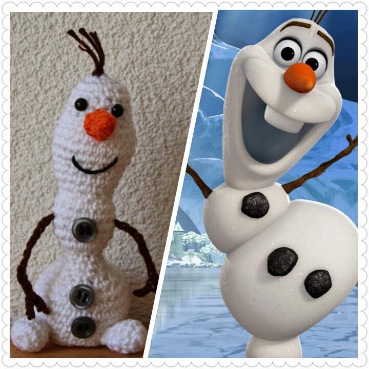 Freubelblog Olaf Uit Frozen