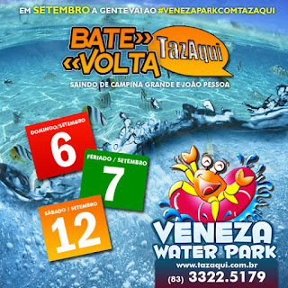 Excursão Veneza Water Park