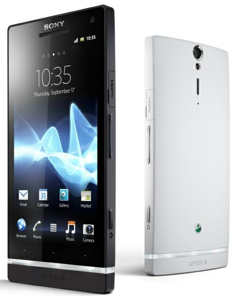 Sony Xperia S Android 4.0