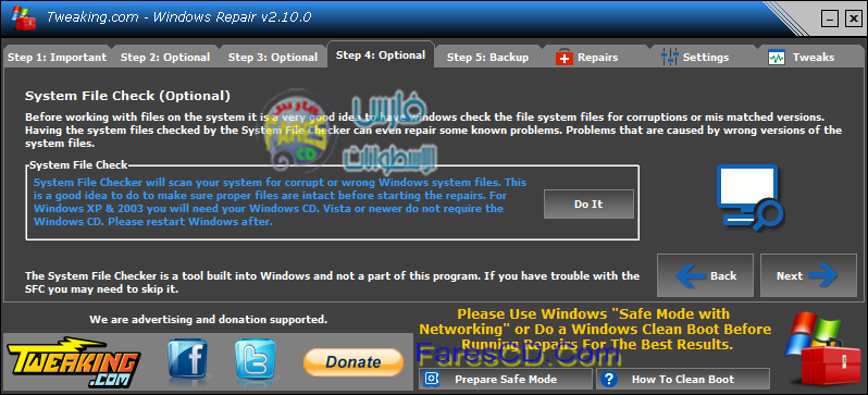 Windows Repair (All In One) 2.10.0