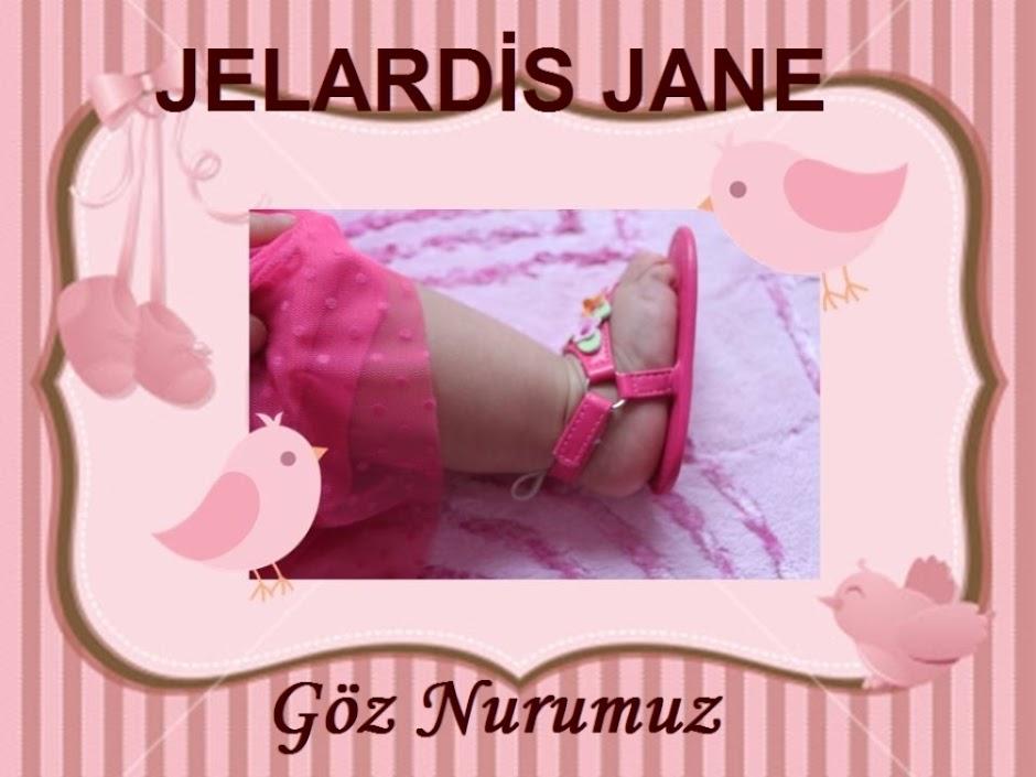 Göz nurumuz Jelardis Jane'nin blogu