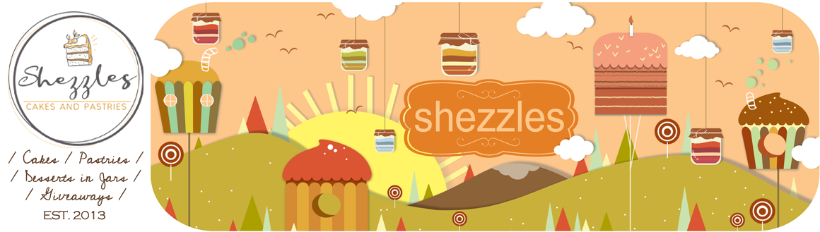 SHEZZLES | Cakes and Pastries