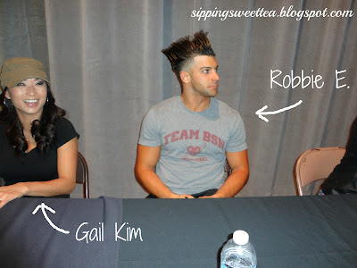 Impact Wrestling Gail Kim and Robbie E