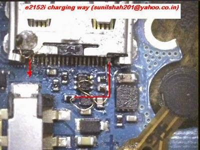 Charging Ways Samsung E2152i