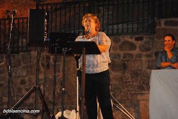 1º Premio local de poesía, Agosto2010