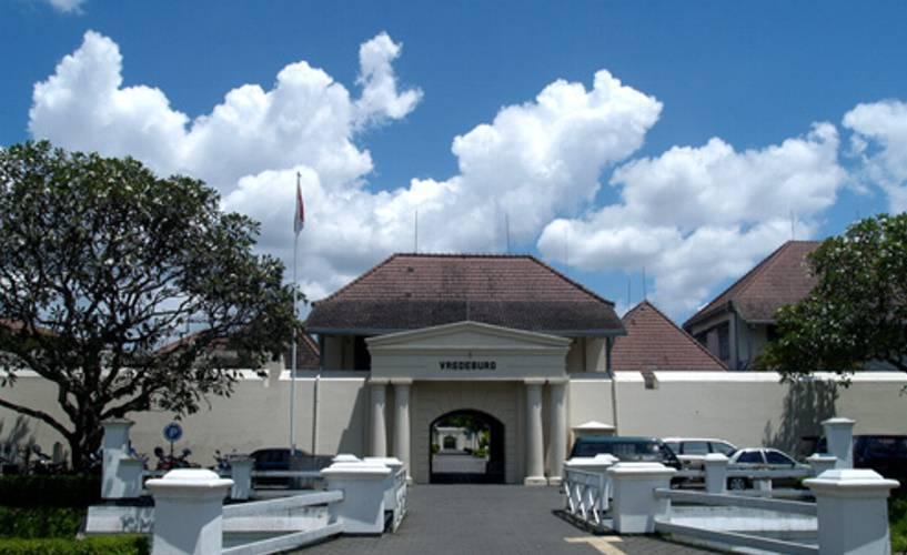 Benteng Vredeburg - Titik Nol Kilometer Yogyakarta