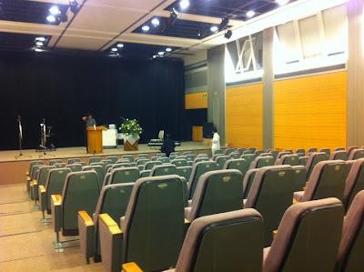 Refleksi Satu Tahun Bagian 8 : Gereja di Jepang