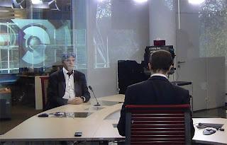 Échecs & Télévision : Laurent Vérat sur LCI à 20h40 © LCI