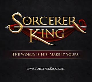Sorcerer King Cover